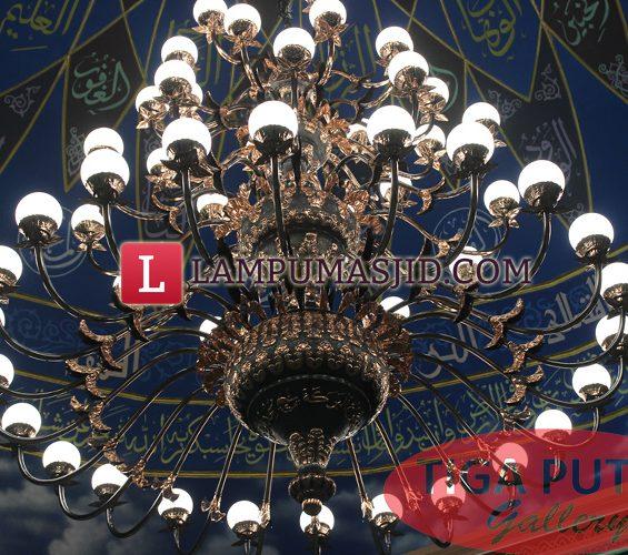 Lampu Kubah Masjid 4 Meter